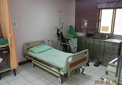 看大圖:臨床治療室(另開新視窗)